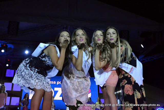 Izbor za Miss hostesa 2016 ATP @ Umag, 21.07.2016