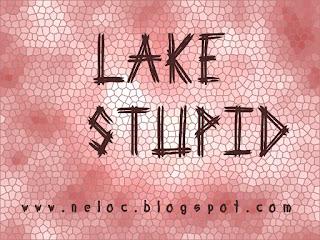 Lake Stupid