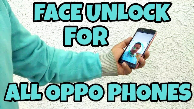 Cara Mudah Menggunakan oppo a3s Face Unlock