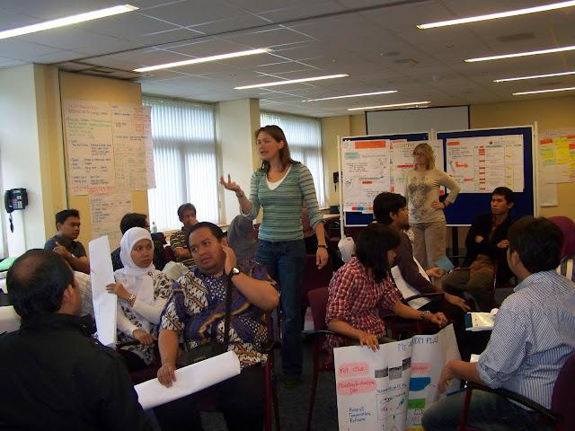 Training Climate Change di Wageningen Belanda