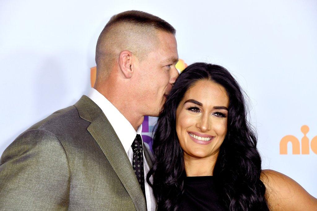 John Cena Wife - Empire Bbk-1099