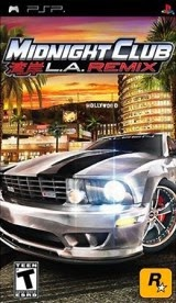 Midnight Club Los Angeles Remix ISO PPSSPP - Wasildragon.web.id