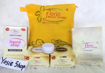 Cream Florin Skin Care Paket Normal Kemasan Terbaru 2017 Original