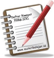 Contoh Format Daftar Riwayat Hidup (CV)