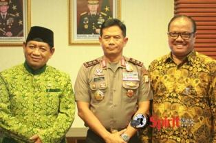 DPD RI,Minta Kapolda Sulsel,Maksimalkan Pengamanan di Pilkada Takalar