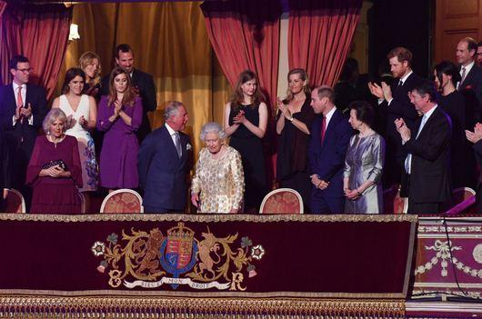 Queen Elizabeth 92nd birthday photo
