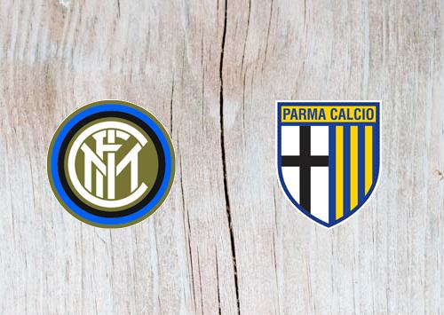 Inter Milan vs Parma Full Match & Highlights 15 September 2018
