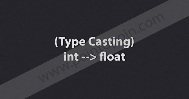 Type Casting Bahasa C