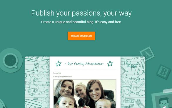 Panduan Cara Membuat Blog Gratis dan Menghasilkan Uang untuk Pemula (Lengkap+Gambar)