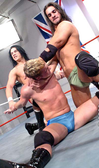 Gay wrestling softcore the girl