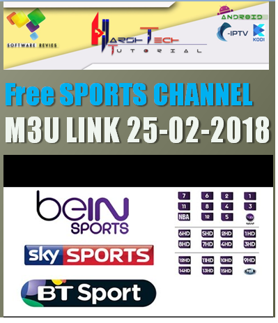 SPORT CHANNEL TV - IPTV M3U LINK FOR CABLE TV   CHANNEL,SPORT'S,MOVIE'S,KID'S,NEW'S & MORE        DOWNLOAD M3U LINK AND ENJOY WITH     TV CHANNEL FROM WORLD WIDE.
