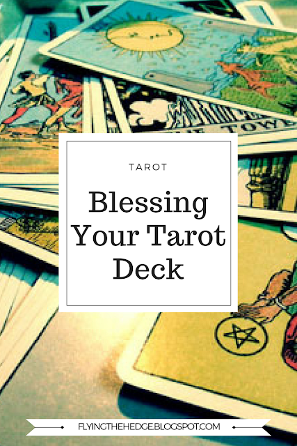Tarot Deck Blessing