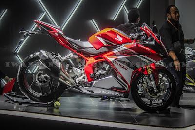 Harga Spesifikasi Dan Detil Design Motor Honda Cbr 250 Rr Terbaru