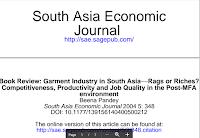 Contoh Jurnal Tentang Masyarakat Ekonomi Asia Selatan Bahasa Inggris