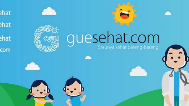 GueSehat.com portal berita kesehatan indonesia