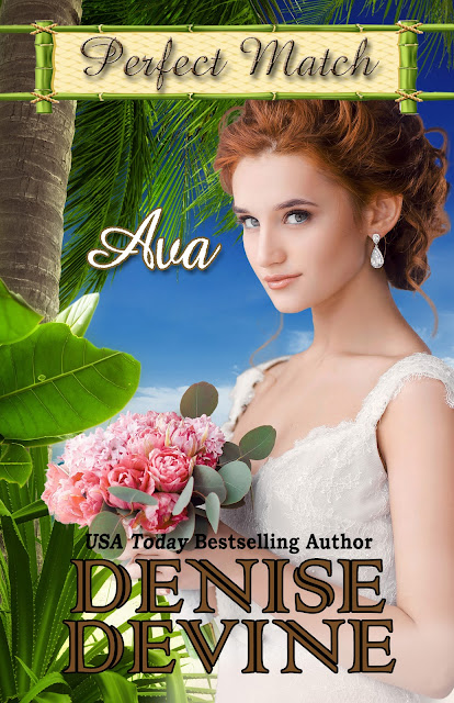 Ava - Book 5 of the Perfect Match Series - on Preorder Now