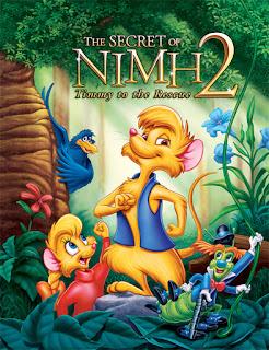Nimh, el ratoncito valiente (Nimh 2) (1998)