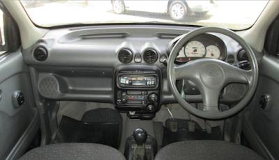 Interior Hyundai Atoz Prefacelift