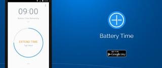 Battery Time Saver & Optimizer برنامج الحفاظ على الطاقة