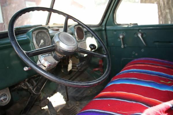 1952 Dodge Ram 1 2 Ton Pickup Truck Auto Restorationice
