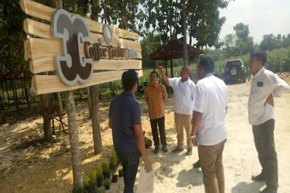 Tingkatkan Kesejahteraan Rakyat, Gresik Bangun Kampung Cokelat