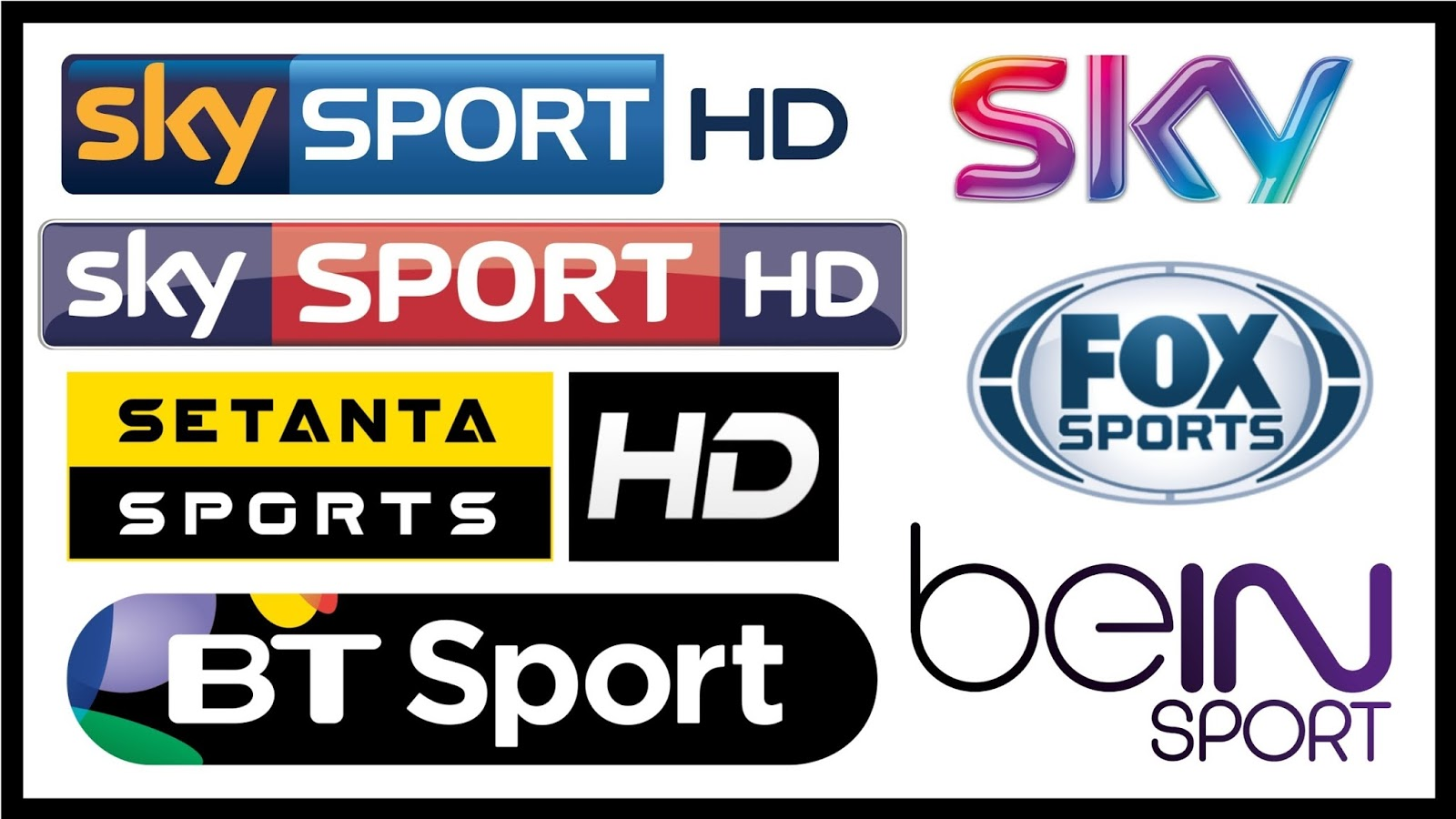 IPTV LINKS SPORT CHANNELS beIN / Arena / Sky / DigiTv