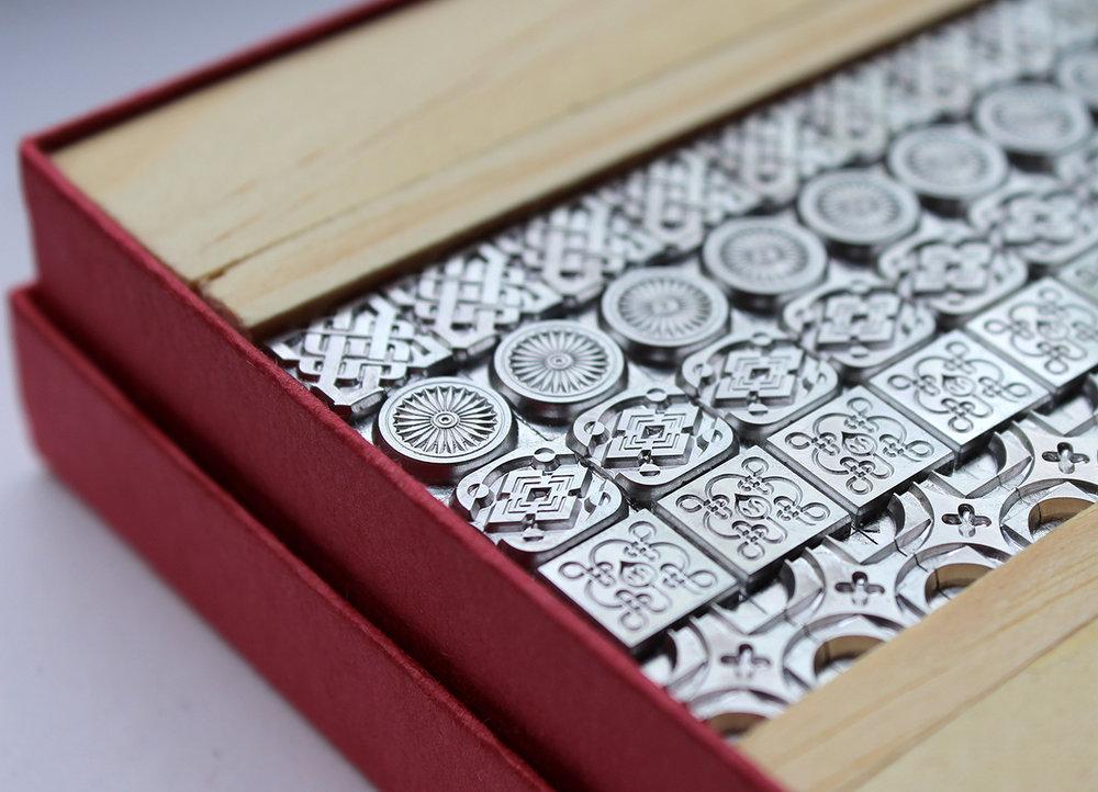 活版印刷 なにわ活版印刷所 | 大阪 Letterpress studio Osaka