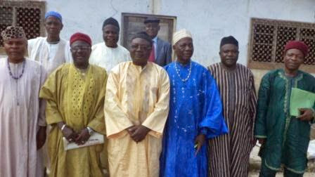 Traditional Rulers Join CASD to Promote ARHR