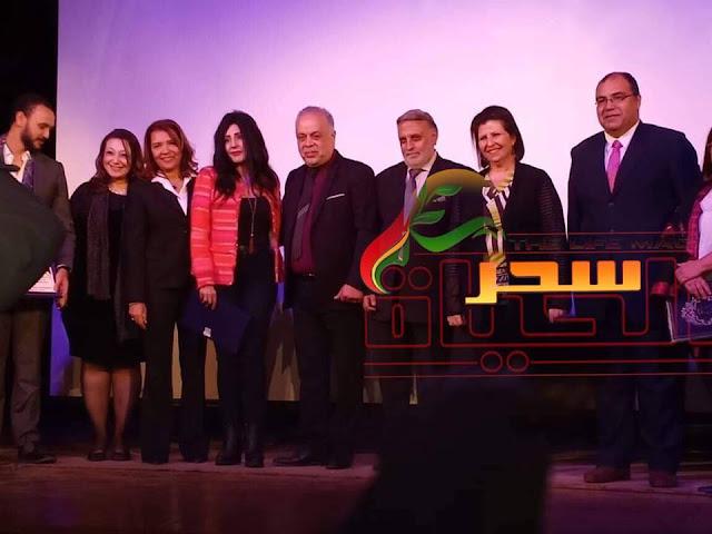 """جمعية أبناء فناني مصر في احتفالية """" لمسة وفاء """""""