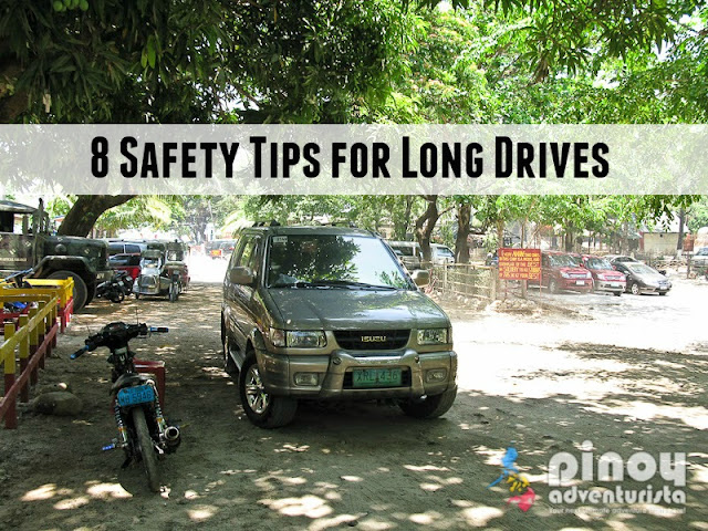 Safety Tips for Road Trips