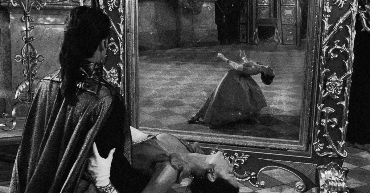 vampiro, sem reflexo, espelho