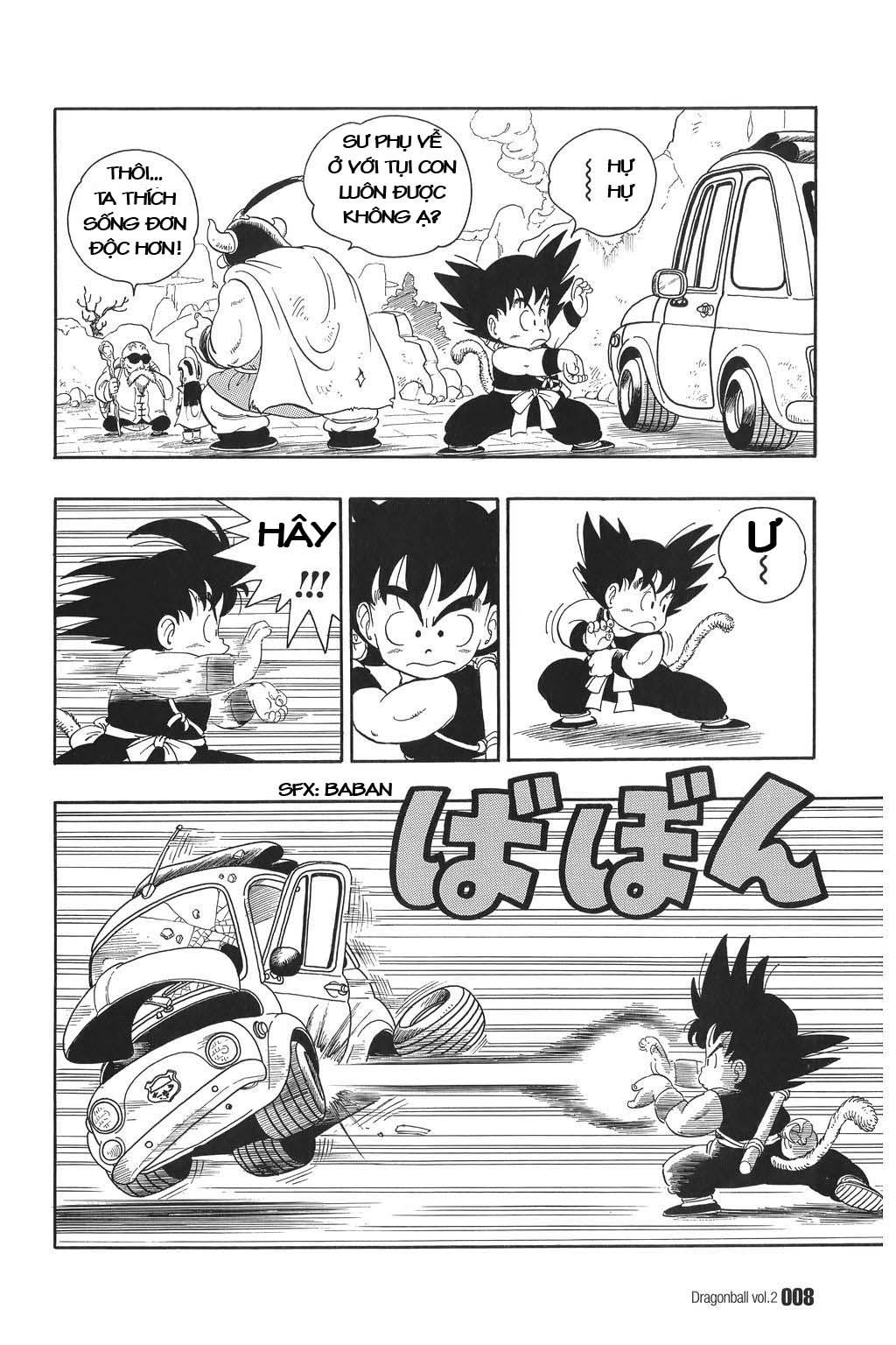 Dragon Ball chap 15 trang 13