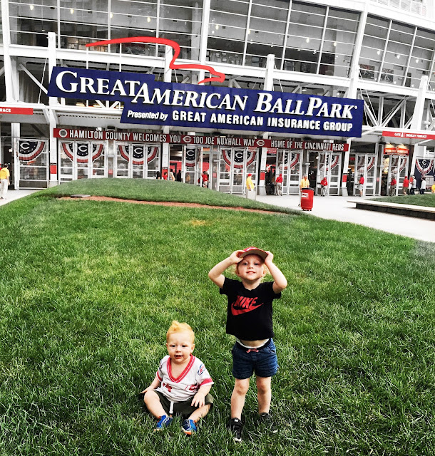 great american ball park cincinnati ohio