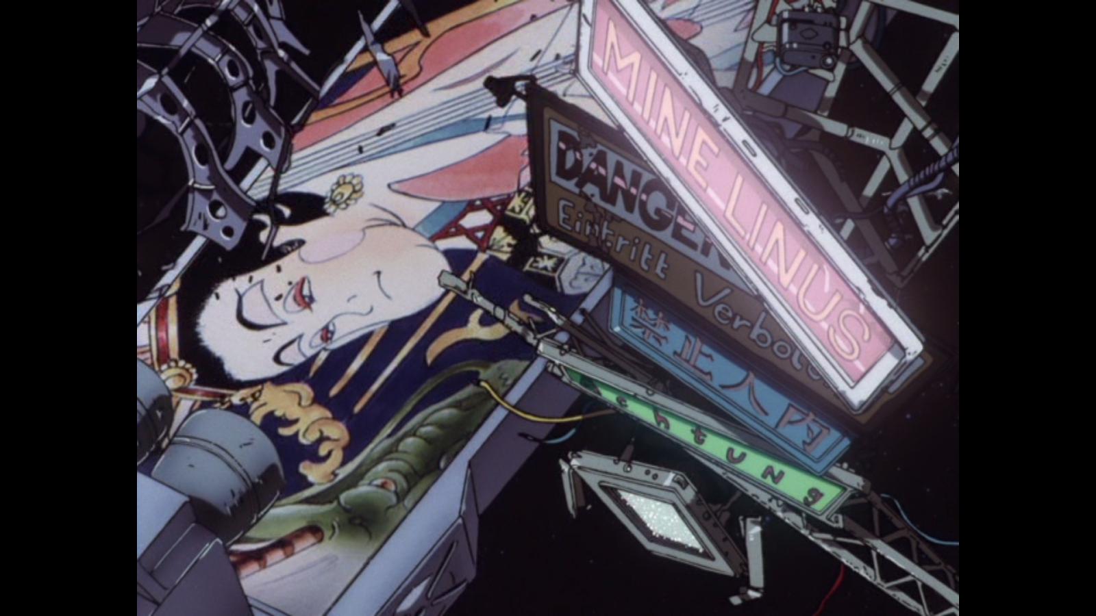 Hyporion: Cowboy Bebop Review #7: Heavy Metal Queen