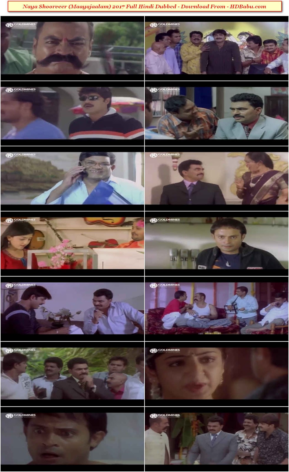 Naya Shoorveer Hindi Dubbed Full Movie Download