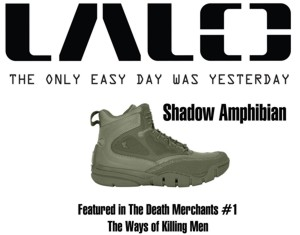 LALO Tactical Boots