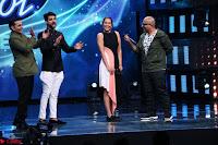 Sonakshi Sinha on Indian Idol to Promote movie Noor   IMG 1612.JPG