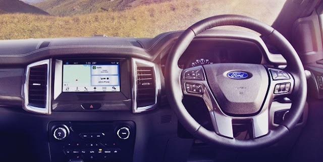 2019 Ford Everest Reviews Interior