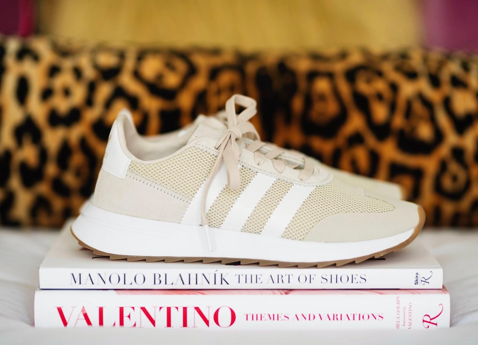 Adidas Flashback Sneaker - Something Delightful Blog