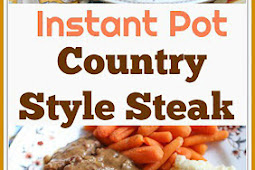 Instant Pot Country Style Steak