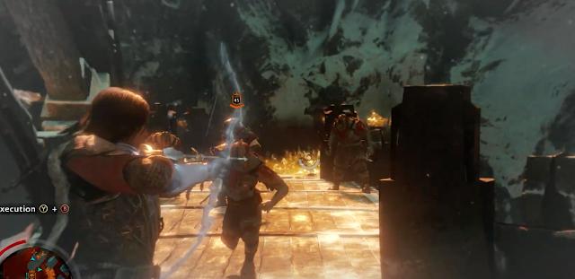Compartido el primer gameplay de La Tierra Media: Sombras de Guerra