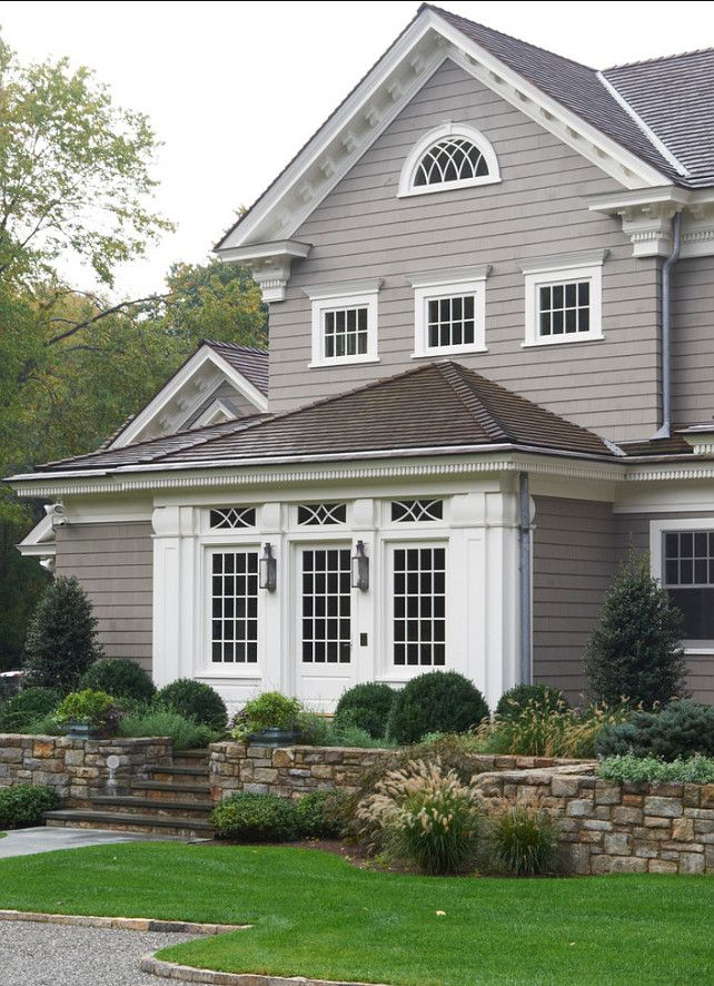 C b i d home decor and design maintaining your curb appeal - Sherwin williams dorian gray exterior ...