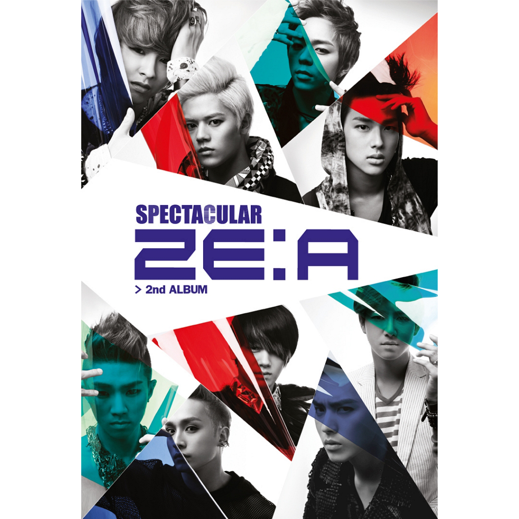 ZE:A – Vol. 2 SPECTACULAR [ALAC]