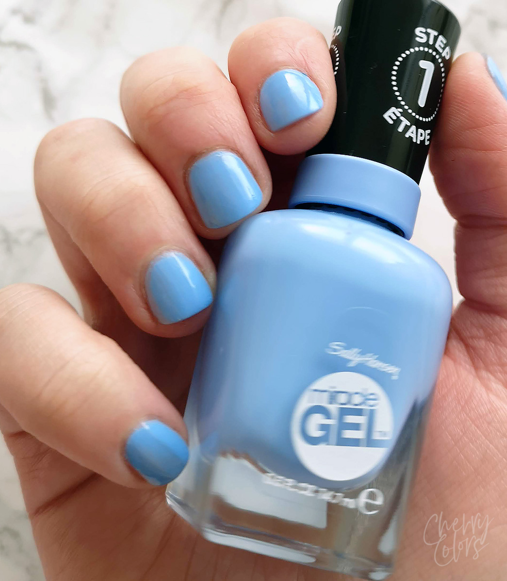 Sally Hansen GEL Sugar Fix
