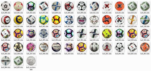 PES 2016 Ballpack 2016-2017