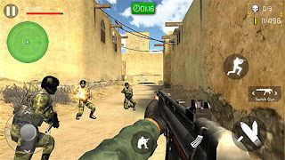 Counter Terrorist Mission v1.0 Full Action Mod Apk for Android
