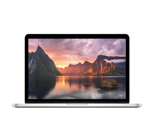 Apple Macbook Pro MF839 Retina Display Silver Notebook [13.3 Inch/Intel Core i5/RAM 8GB] Brand: Apple | Garansi: G