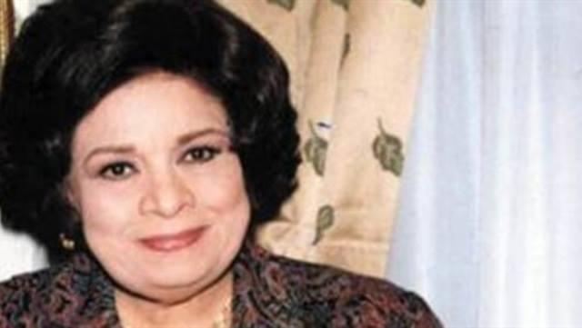 وفاة الفنانة كريمة مختار , جنازة الفنانة كريمة مختار