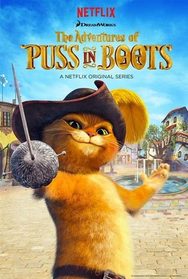 Las Aventuras del Gato con Botas Temporada 1 Latino