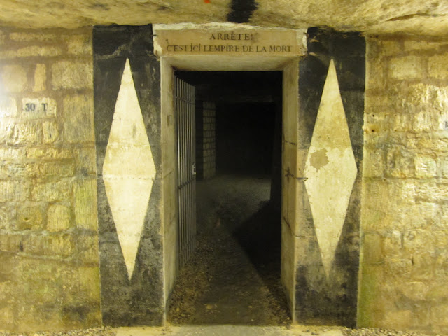 wejście do katakumb